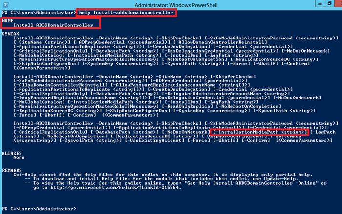 Installing and Configuring Active Directory in Windows