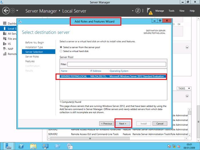 Installing a DNS Server in Windows Server 2012 - MCSE/MCSA